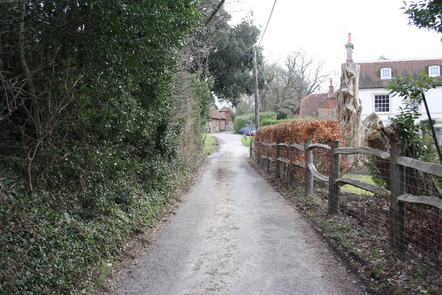 Looking south east towards Oldland Mill