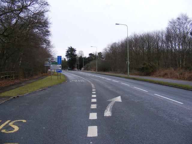 A1214 Main Road, Martlesham © ...