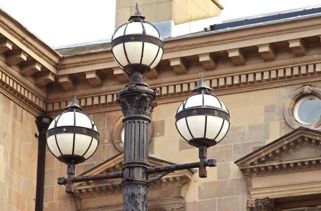 Lampposts, Belfast