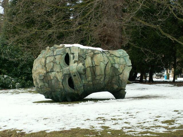 Sculpture by Igor Mitoraj