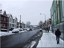 TQ2890 : Colney Hatch Lane, Muswell Hill by Chris Whippet