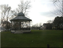 SZ1592 : Christchurch, bandstand by Mike Faherty
