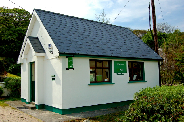 Aranmore Island - Leabgarrow post office