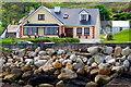 B6815 : Aranmore Island - House near Leabgarrow Harbour by Suzanne Mischyshyn