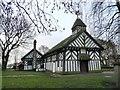 SJ9295 : St Lawrence's, Denton by Gerald England