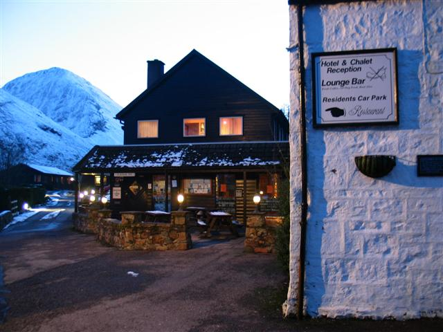 Clachaig Inn Glencoe