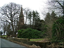 NY4756 : Holme Eden Church by David Brown