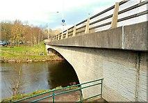 J3269 : Shaw's Bridge, Belfast (6) by Albert Bridge