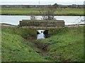 SK6443 : Bridge over the Crock Dumble stream by Alan Murray-Rust