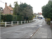 SK6443 : Main Street by Alan Murray-Rust