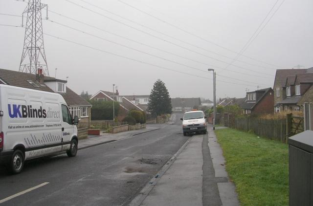 Lingwell Gate Drive - Ledger Lane