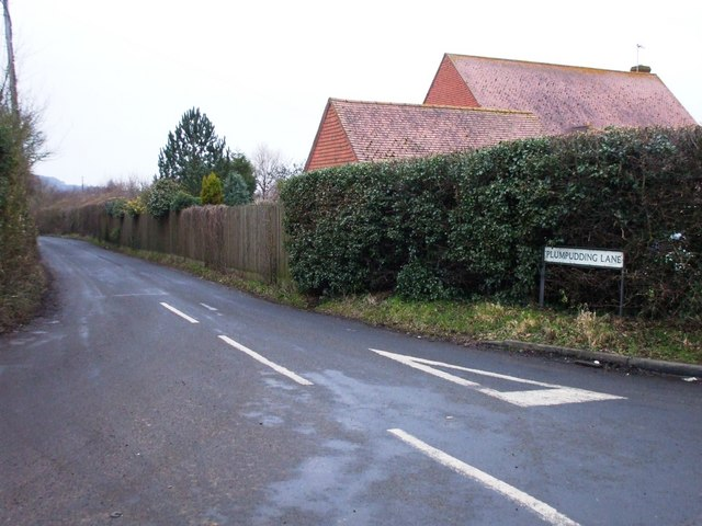 Plumpudding Lane, Highstreet, Kent