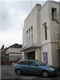 SU3521 : The Plaza Theatre in the Winchester Road by Basher Eyre