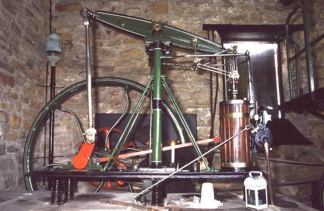 Beam engine, Shildon