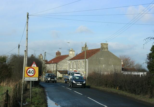 2009 : Entering Farmborough