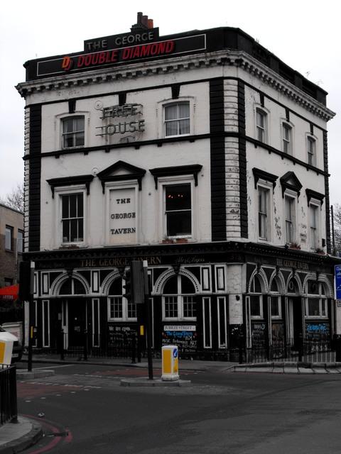 The George Tavern   E1