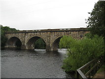SD4863 : The Lune Aqueduct, Lancaster Canal by Richard Rogerson