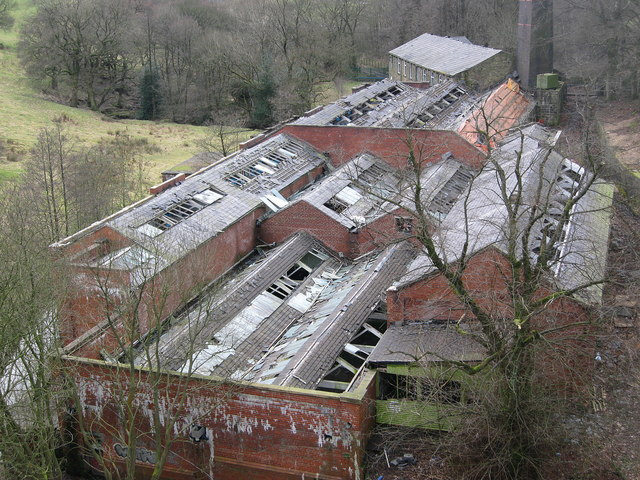 Edenwood Mill Stubbins