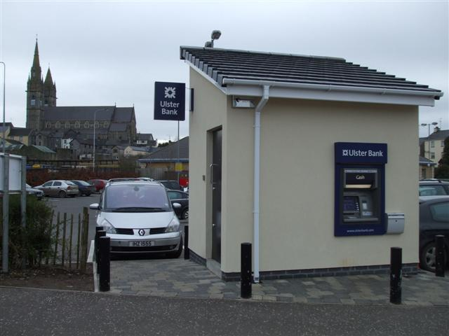 Ulster Bank, Omagh