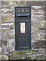 SO4710 : Former Victorian postbox by Pauline E