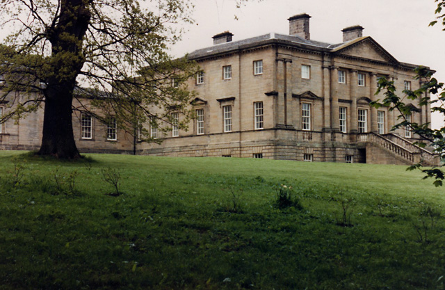 Belford Hall
