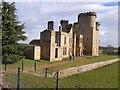 NZ0878 : Belsay Castle by Oliver Dixon