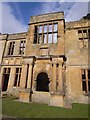 NZ0878 : 17th century Manor House at Belsay Castle by Oliver Dixon
