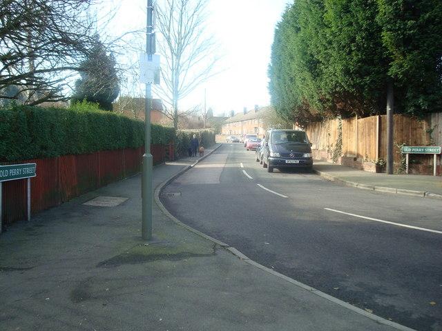 Old Perry Street, Chislehurst, Kent