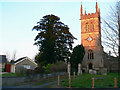 SU0175 : The church in Hilmarton by Brian Robert Marshall