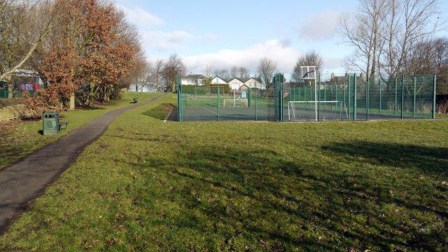 Welfare Field, Heddon on the Wall