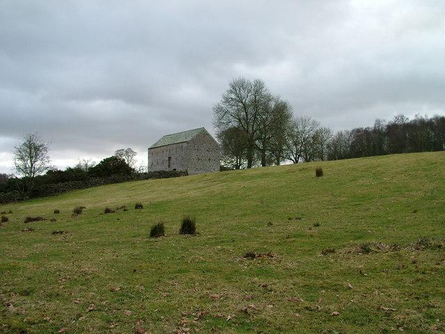 Barn near Sockenber
