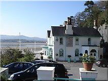 SH5837 : Portmeirion Hotel by Ian Cunliffe
