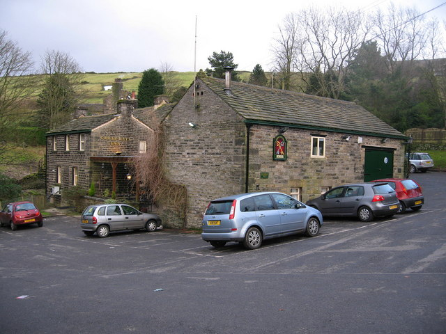 Cross Keys Inn Uppermill