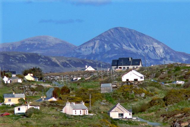 Rinnafarset  area - Homes
