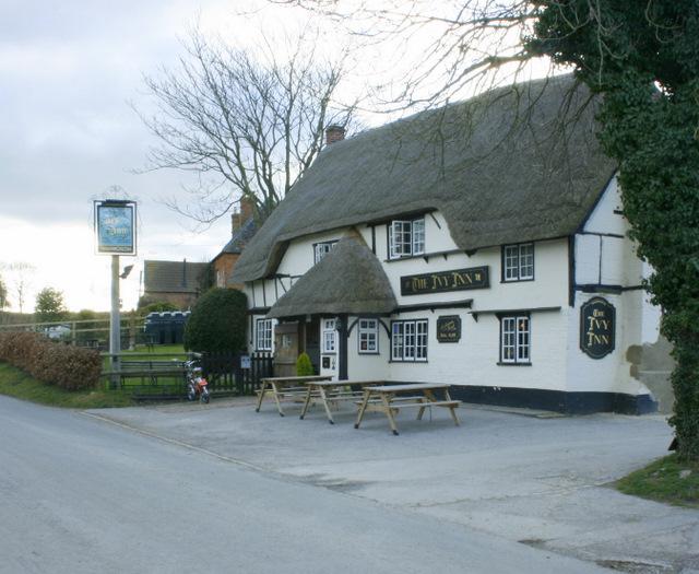 2009 : The Ivy Inn, Heddington