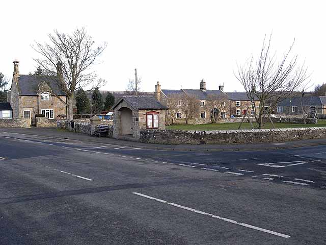 Village Green, Barrasford