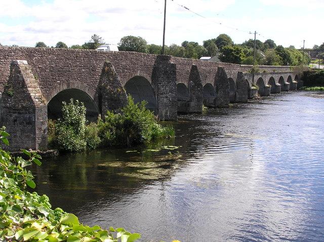 O'Briensbridge bridge