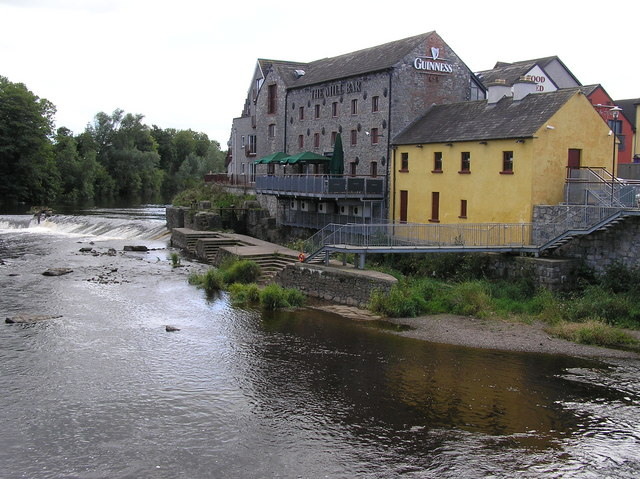 Annacotty, the Mill