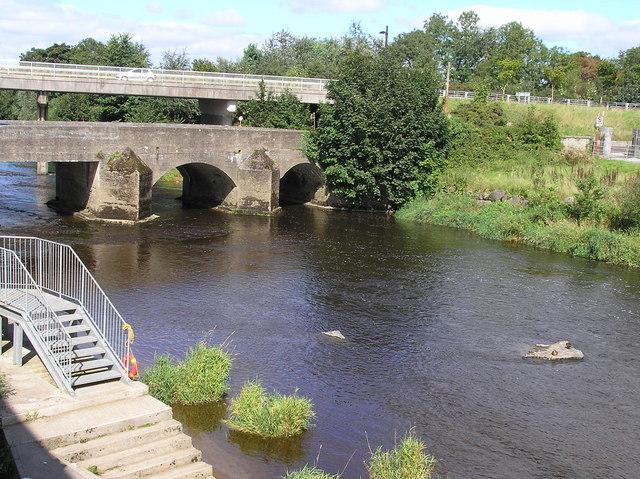 Road Bridges at Annacotty