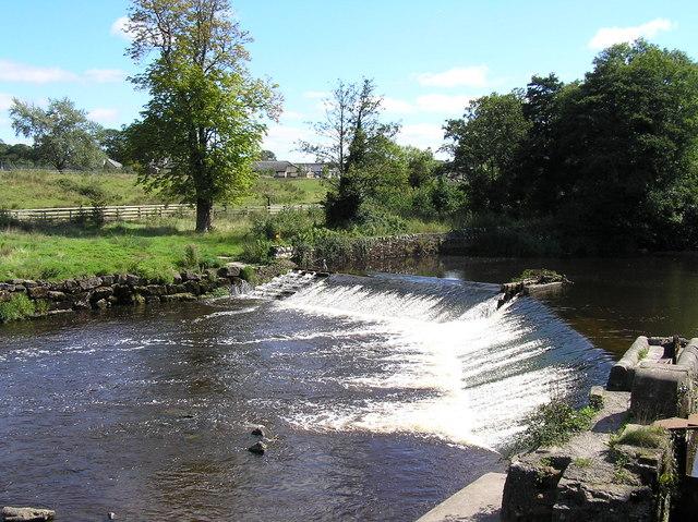River Mulkear Weir, Annacotty