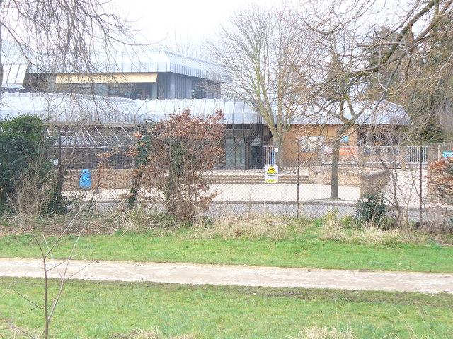 The German School, Petersham