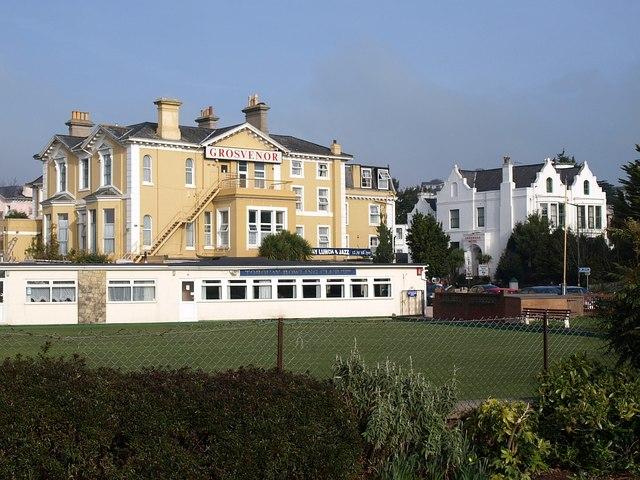 Grosvenor Hotel, Torquay