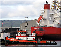 J3576 : 'MTS Taktow' at Belfast by Rossographer