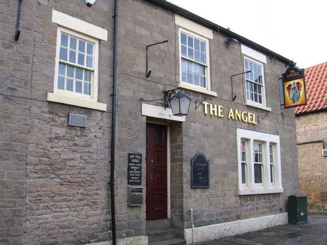 Mansfield Woodhouse - New Angel