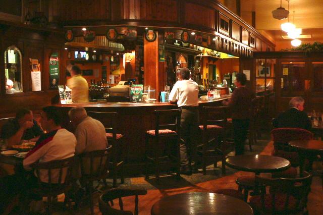 Glashagh - Teach Jack's Hotel pub