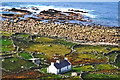 B8132 : Meenaclady -  Cottage south of Bloody Foreland by Joseph Mischyshyn