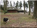 SP8809 : Visitor Facilities, Wendover Wood by Chris Reynolds