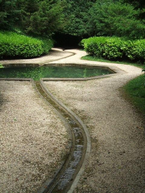 Rousham Gardens: Watery Walk & Cold Bath
