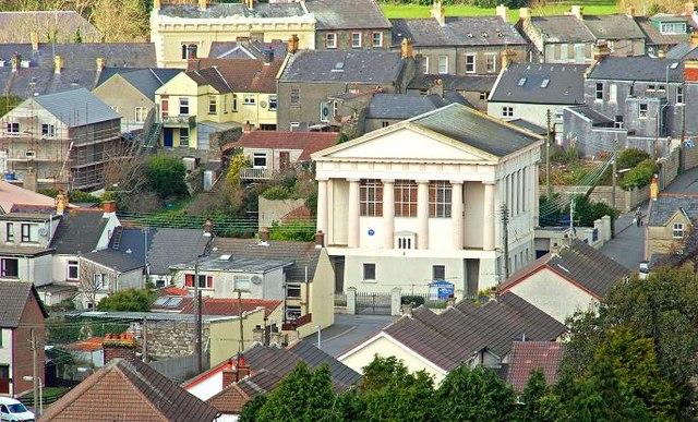 Portaferry Presbyterian church