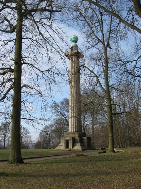 The Bridgewater Monument, Ashridge